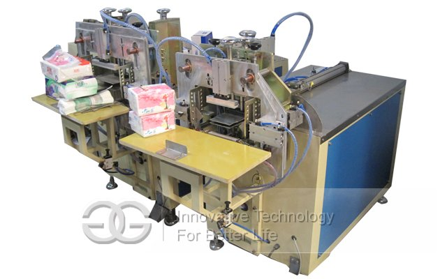 Wet Tissue Packing Machine