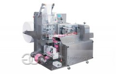 Single Wet Tissue Packaging Machine