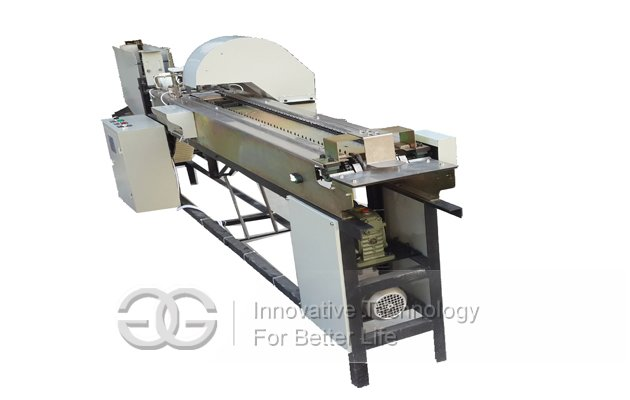 Automatic Wood Ice Cream Stick Product Line