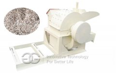 Wood Powder Machine Crusher Mill