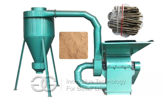 Hot Selling Sawdust Crusher Machine
