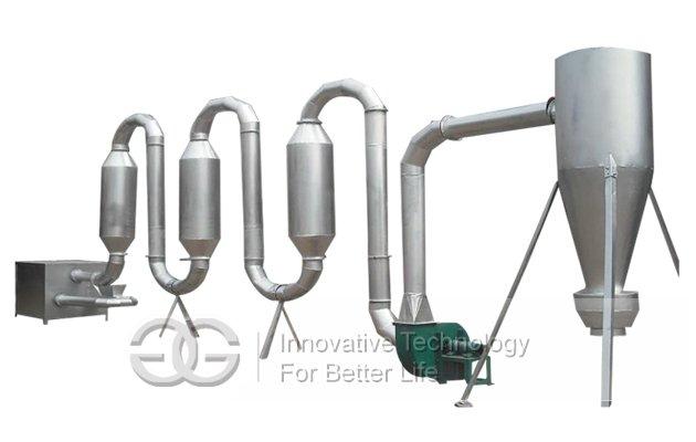 AirCurrentTypeSawdust Dryer China Supplier