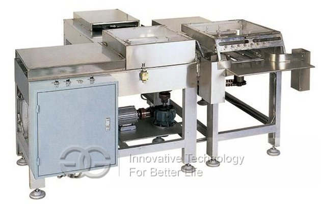 Wafer Biscuit Processing Line Gas Type