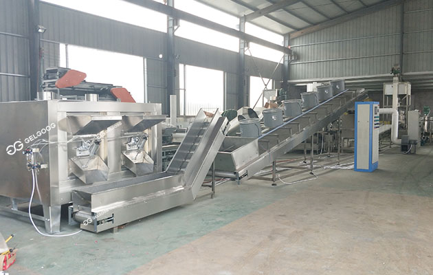 200 Kg/hourPeanut Butter Making Machine Product Line