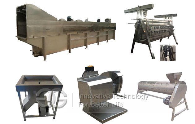Good Quality Small Scale Poultry Processing Equipment for Farms