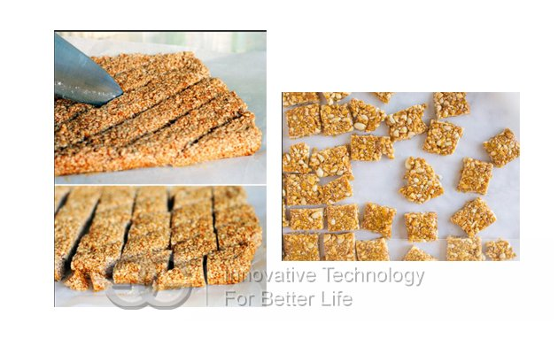Automatic Sesame Candy Production Line