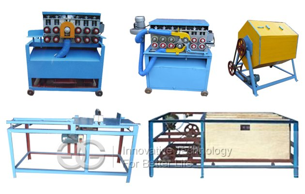 Automatic Wooden Round Ice Cream Stick Product Line