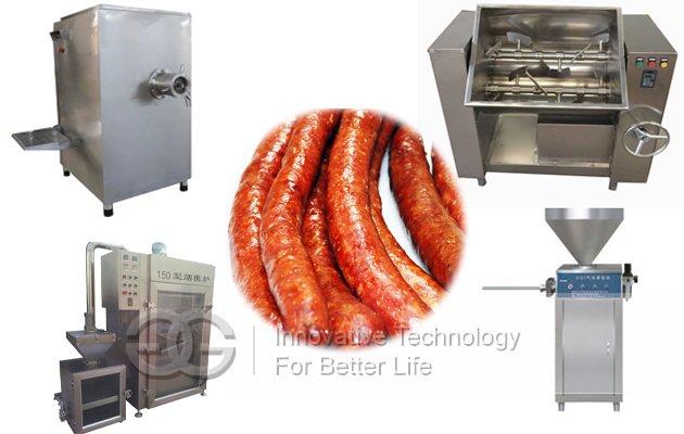 Sausage Making Machines