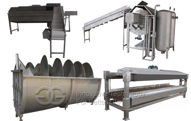 3000 bph Quail Slaughtering Production Line