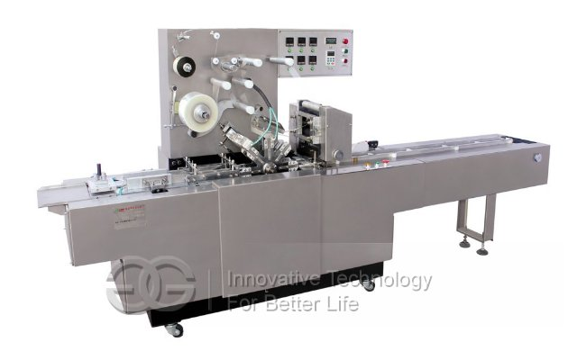 Automatic Cards Box Cellophane Wrapping Machine