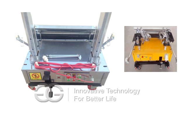 Automatic Wall Rendering Machine for Sale