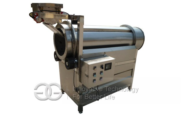 Single Drum Chips Flavoring Machine