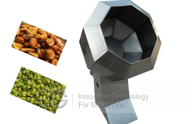 Broad Bean Seasoning Machine|Food Flavoring Machine For Sale