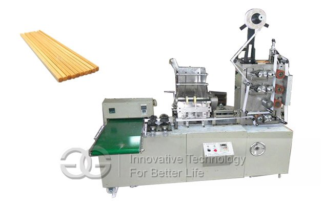 Chopsticks Packing Machine,Paper Material Chopsticks Packing Machine