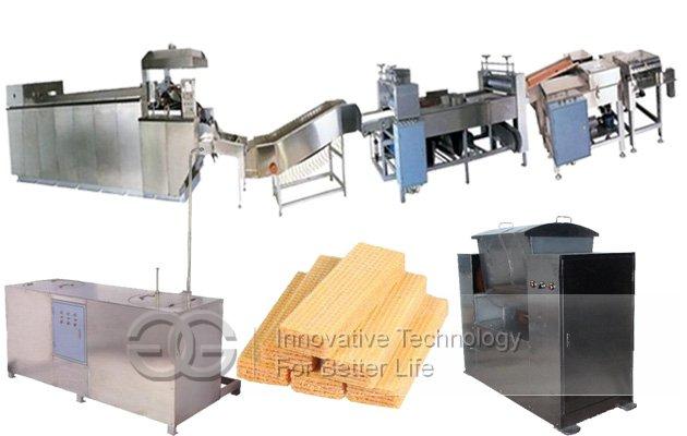 Hot Sale Wafer Biscuit Cutting Machine