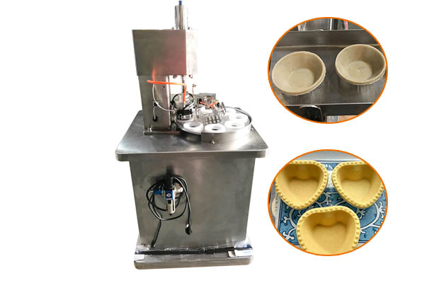 Rotary Egg Tart Shell Making Machine