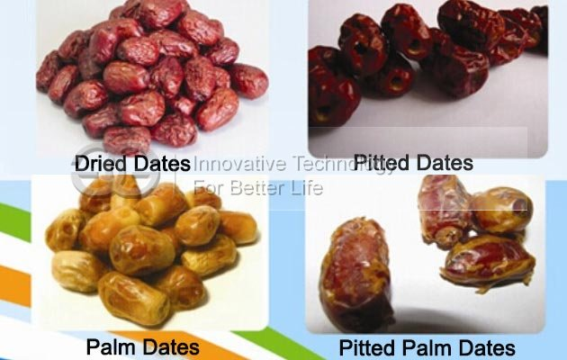 Automatic Palm Dates Pitter Machine|Red Jujube Pitting Machine for Sale