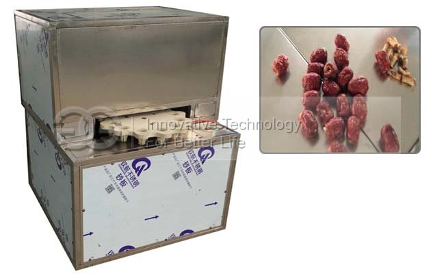 Semi Automatic Dates Pitting Machine|Date Seeds Removing Machine