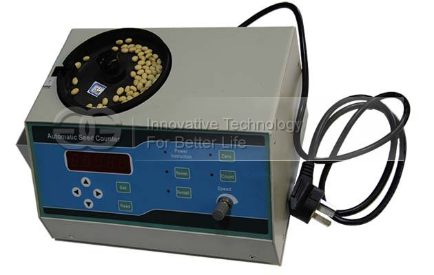 Automatic Seed Counter Machine for Rhinestone