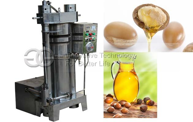 Hydraumatic Argan Oil Cold Press Machine|Argan Oil Extraction Machine