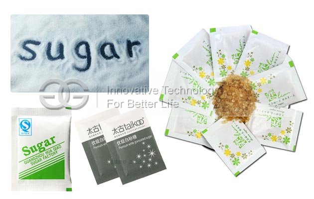 Automatic Sugar Sachet Packing Machine for Sale