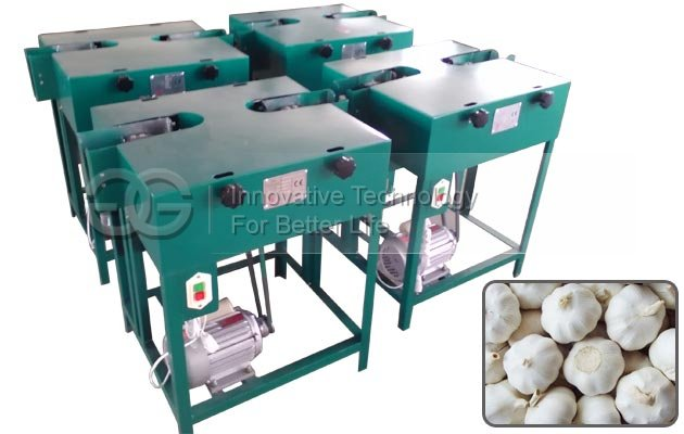 Garlic Root Cutter Machine