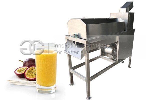 Automatic Passion Fruit Juice Making Machine|Extraction Machine