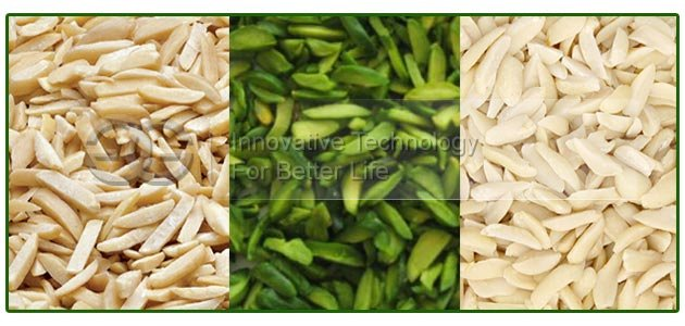 Almond Slivering Machine foRr Nuts