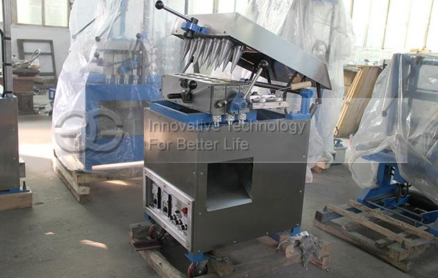 12 Head Wafer Cone Making Machine