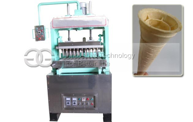 Wafer Cone Production Machine