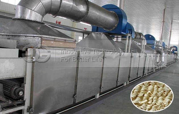 Non Fried Instant Noodle Production Line