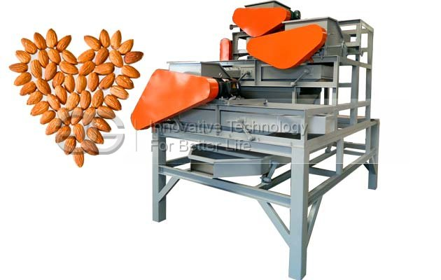 Almond Shelling Equipment