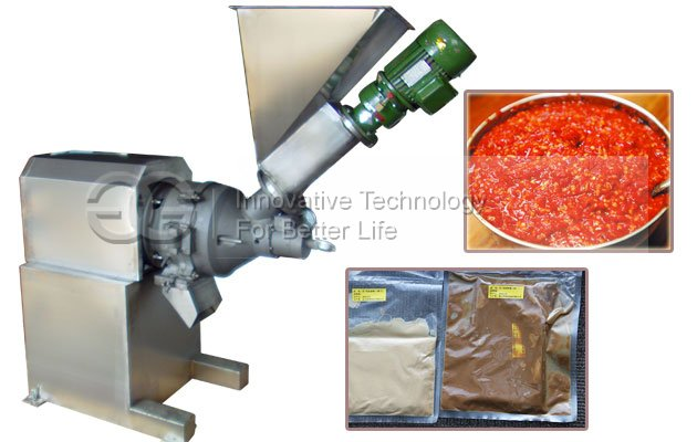 Superfine Peanut Butter Grinder Machine|Commercial Tahini Grinding Machine