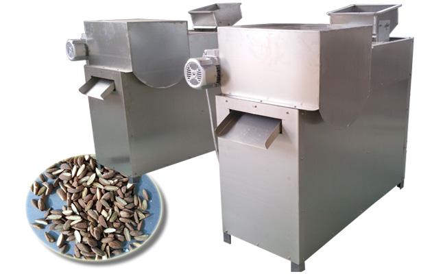 Automatic Almond Slivering Machine