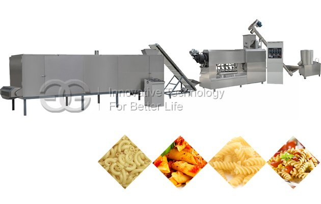 Industrial Macaoni Pasta Production Line