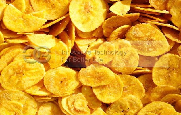 Commercial Electric Banana Chips Fryer Frying Machine