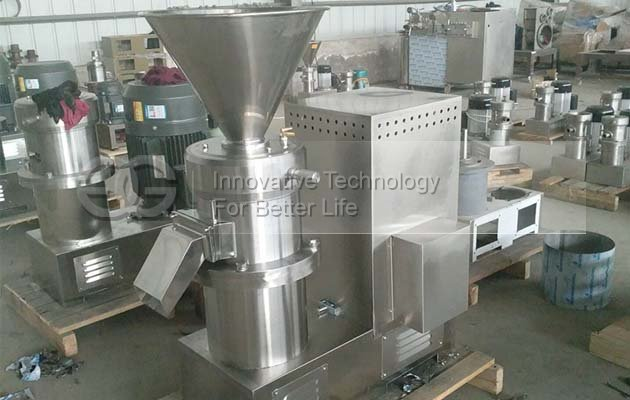 Soybean Milk Grinding Machine Burkina Faso