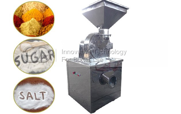 Industrial Salt Grinder Machine