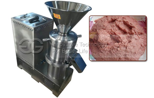 Commercial Meat Paste Grinder Machine