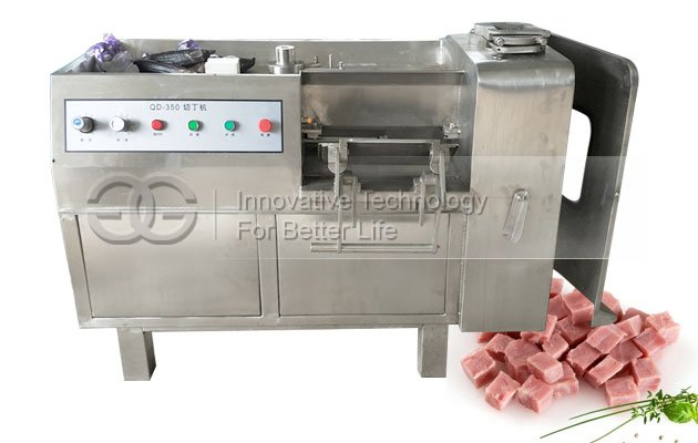 Commercial Fresh Meat Dicing Machine
