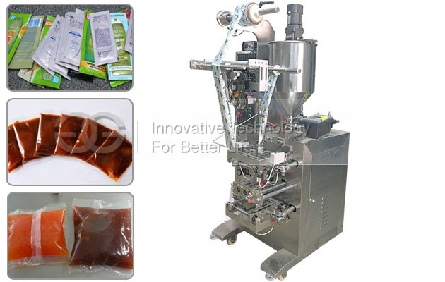 Automatic Ointment Packing Machine