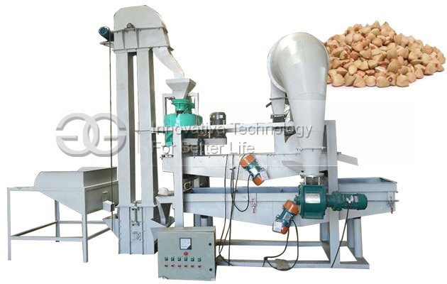 Buckwheat Sheller Processing Machine