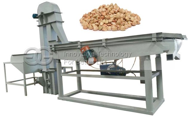 Buckwheat Dehuller Processing Machine