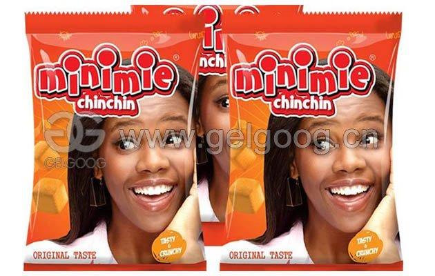 Automatic Chin Chin Packaging Machine