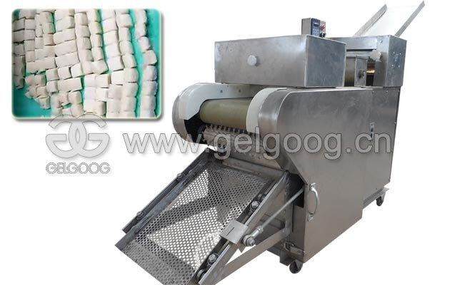 Chin Chin Making Cutting Machine