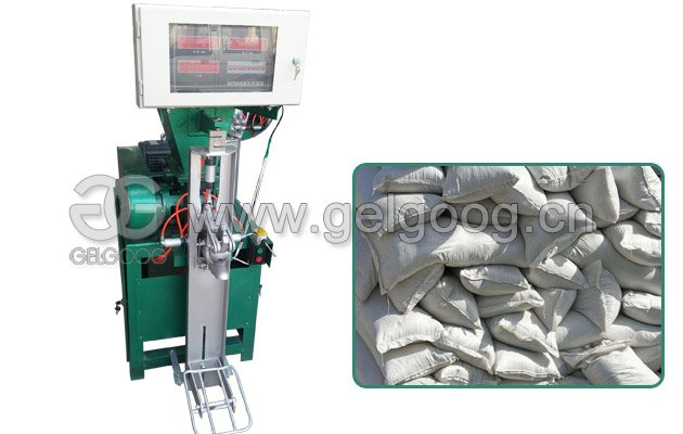 Single Mouth Cement Packing Machine