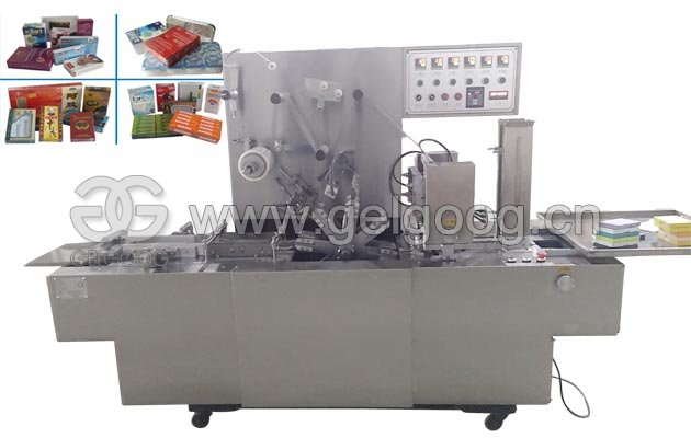 Looking Cellophane Wrapping Machine