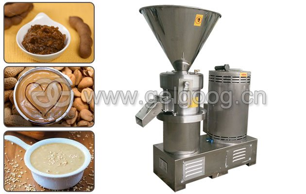 Commercial Nut Butter Grinder Machine