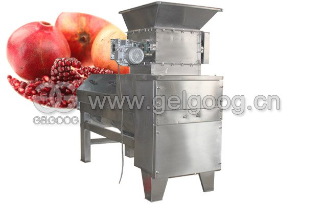 Pomegranate Seed Peeling and Extraction Machine|Pomegranate Seed Separator Machine