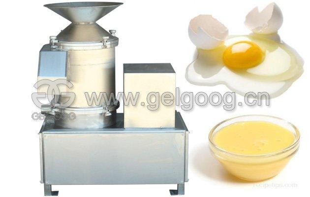 Egg Shell Separator|Egg Breaking Machine for Sale